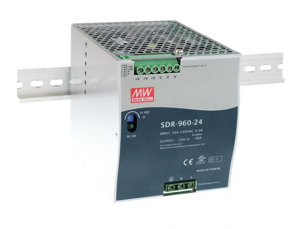 Hutschiene SDR-960